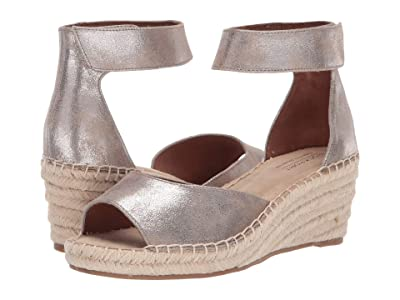 Rockport Cobb Hill Collection Kairi Two-Piece Ankle (Taupe Metallic) Women