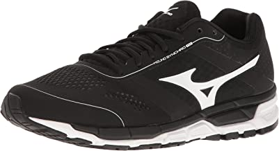 Mizuno Men's Synchro Mx Ankle-High Mesh Baseball