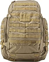 5.11 Tactical RUSH72 Military Backpack, Molle Bag Rucksack Pack, 55 Liter Large, Style 58602