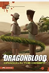 Dragonblood: Dragon in the Desert Kindle Edition