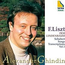 F. Liszt: Schubert Songs Transcriptions Vol. 1 - Der Lindenbaum -