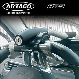 Artago 862A//B Bremswechselschloss Bremswechselkralle Bremswechselsperre Diebstahlsicherung Auto