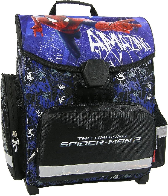 Spiderman Spiderman Spiderman - Spider-Man - Schulranzen Set 6teilig - Schulranzen - Schulranzen Ranzen Schultasche - Schulrucksack - 6 teilig B073Q5LSDZ | Qualität und Quantität garantiert  8422c8