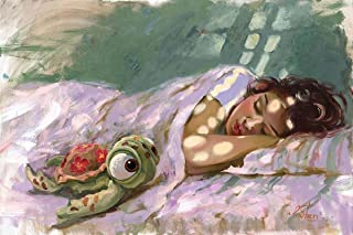 Irene Sheri Dreaming of the Reef Disney Art