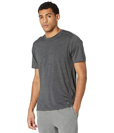 Smartwool Merino 150 Base Layer Short Sleeve (Iron Heather) Men