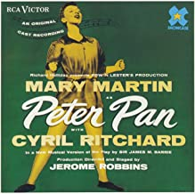 Best mary martin peter pan i gotta crow Reviews