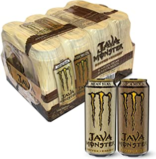 Monster Java Variety 12Pk 15 oz Cans by Monster Energy