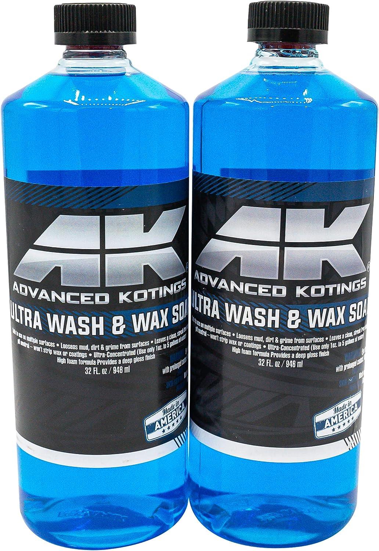 Manufacturer OFFicial shop AK Advanced Kotings Ultra Wash Time sale Soa Vehicle Equipment Wax ATV
