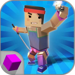 Rush Fighting at The Cube World: Street Wars | Wrestling Warrior Pixel Fighting Game | Punch Boxing Cube Fighter 3D