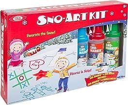 Ideal Sno Art Kit Kids Outdoor Snow Activity