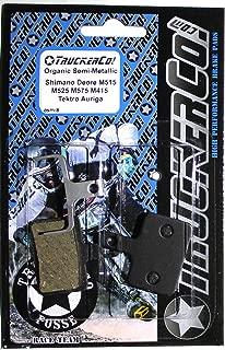 Organic Semi-Metallic Brake Pads Tektro Auriga Pro Auriga e-Comp Aquila Orion Draco Draco WS Draco 2 Dorado Gemini Mota E10.11 Clarks S2 IRD Dual Banger, and RST D-Power Gemini HDC 330 Aries Mira