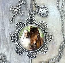 patron saint of equestrian riders