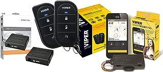 $399 » Viper 5105V Car Alarm and Remote Start System Bundled with + DB3 Bypass Module + SmartStart VSM550