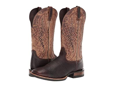 Ariat Relentless Short Round (Straight Whiskey/Dusted Wheat) Cowboy Boots