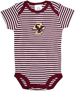 Boston College Eagles Baby Striped Bodysuit