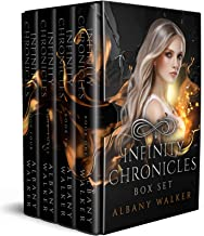 Infinity Chronicles: Complete Series books 1-4 (English Edition)