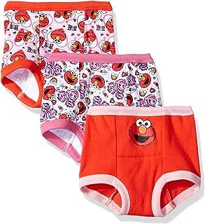Sesame Street Girls' Toddler Friends Training Pants