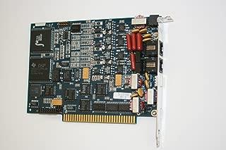 Alpine Lucent Brooktrout Rhetorex 432 RDSP/400 Voice Fax Card ISA