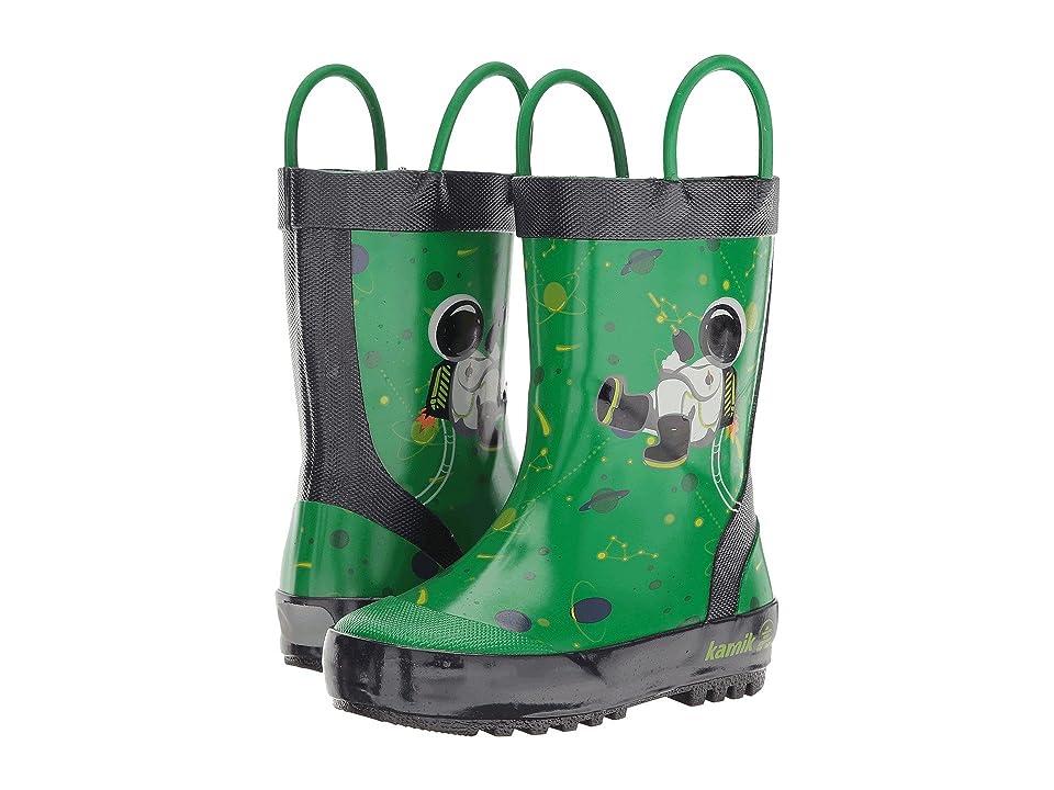 Kamik Kids Orbit (Infant/Toddler) (Green) Boys Shoes