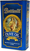 Botticelli Olive Oil. A Blend of Refined and Extra Virgin Olive Oil. Great for Deep and Stir Frying, Basting, and as a Marinade for Poultry, Fish and Vegetables (101.4oz/3 liters)