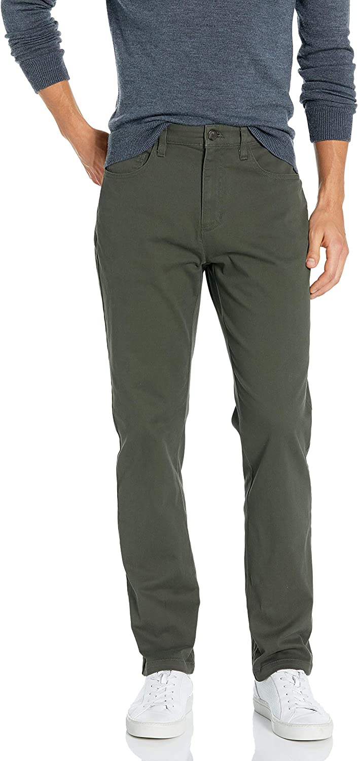 Brand Goodthreads Mens Athletic-Fit 5-Pocket Chino Pant