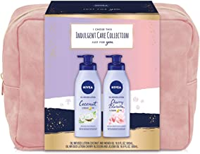 NIVEA Indulgent Skin Care Collection, 2 Piece Gift Set for Her