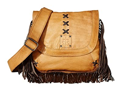 STS Ranchwear Daydreamer Crossbody (Camel) Handbags