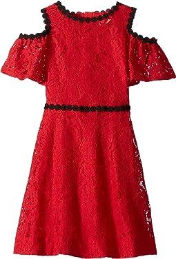 Lace Dress (Little Kids/Big Kids)