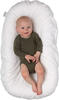 JoJo Infant and Toddler Lounger | cosleeping Baby Bed | Portable Crib and Newborn Sleeper | Suitable for 0-24 Months