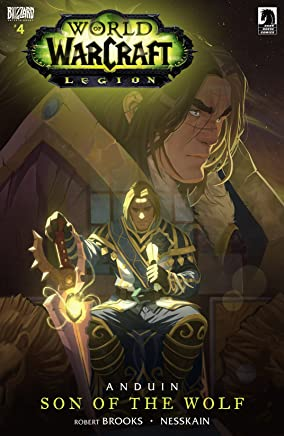 World of Warcraft: Legion #4 (English Edition)