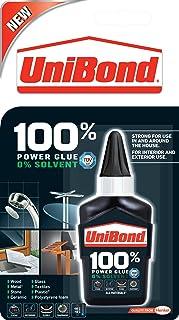 UniBond * 强力胶水瓶 - 50 克 多色 1593891