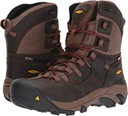 "Keen Utility Detroit 8"" Soft Toe Waterproof"