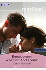 Emergency: Wife Lost And Found Kindle Edition