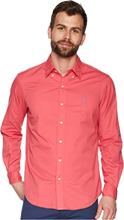 Polo Ralph Lauren GD Chino Long Sleeve Sport Shirt