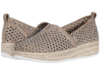 BOBS from SKECHERS Highlights 2.0 (Dark Taupe) Women
