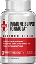 Immune Support Formula (Herp Rescue Discreet) The #1 Solution for the Common Cold, Cold Sores, Herpes, and Shingles. L Lysine, Zinc, Vitamin C, Oregano Oil