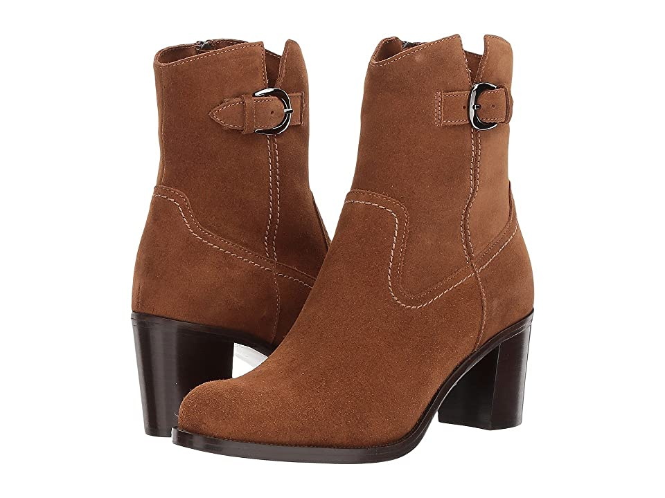 La Canadienne Pattie (Brandy Suede) Women