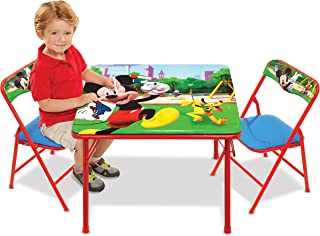 mickey mouse activity table