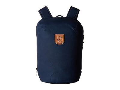 Fjallraven Kiruna Backpack Small (Navy) Backpack Bags