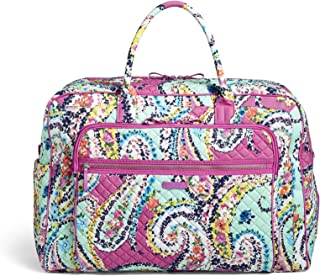 Vera Bradley Iconic Grand Weekender Travel Bag, Signature Cotton