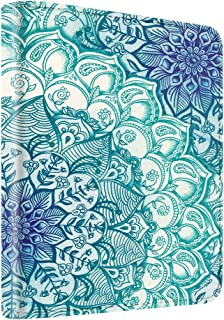 Fintie Mini Photo Album for Fujifilm Instax 3-Inch Film- 104 Pockets Photo Album for Fujifilm Instax Mini 9 Mini 8 Mini 90 Mini 25 Mini LiPlay Mini Link Printer, Polaroid Snap PIC300,Emerald Illusions