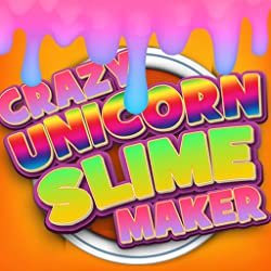 Fun Unicorn slime making game for kids Add ingredients into the bowl and mix Easy for kids to use
