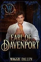 The Earl of Davenport: Wicked Regency Romance (Wicked Earls' Club)