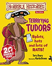 Horrible Histories: Terrifying Tudors (New Edition)