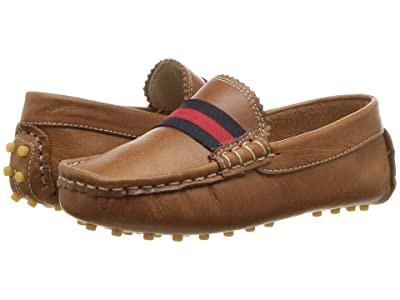Elephantito Club Loafer (Toddler/Little Kid/Big Kid) (Natural) Boys Shoes