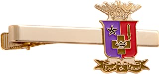 Sigma Phi Epsilon Fraternity Crest Tie Bar Greek Formal Wear Blazer Jacket sig ep (Crest Tie Bar)