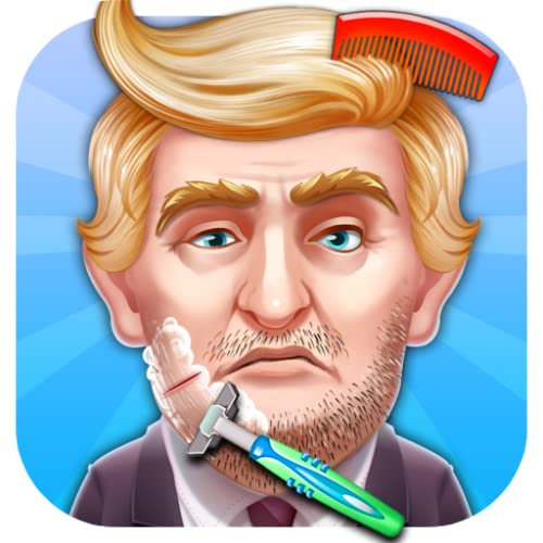 Trump Fashion Salon Kids Games (Boys & Girls)