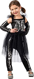 Princess Paradise Sequin Skeleton Girl Costume