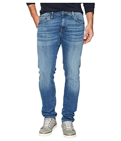 Mavi Jeans Jake Slim in Mid Foggy Williamsburg (Mid Foggy Williamsburg) Men