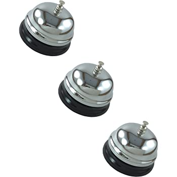 Clipco Small Call Bell (Pack of 3)